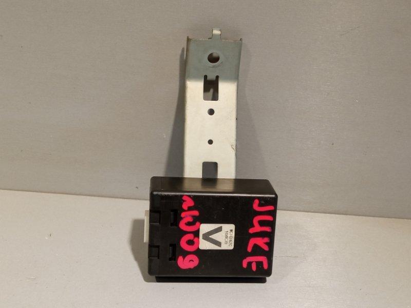 Блок электронный Nissan Juke HR16 2011 (б/у)