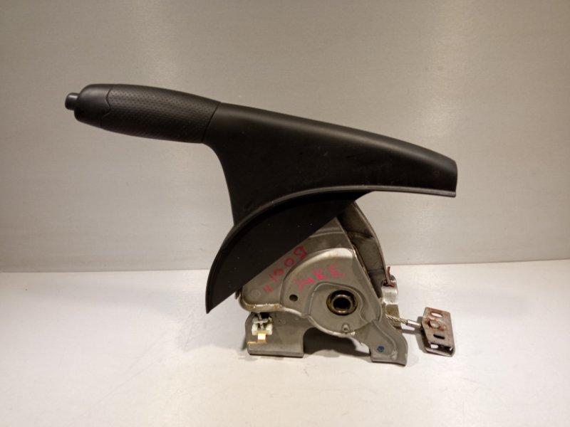 Ручка ручного тормоза Nissan Juke HR16 2011 (б/у)