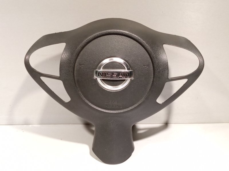 Подушка в руль Nissan Juke HR16 2011 (б/у)