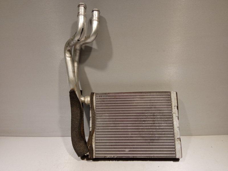 Радиатор печки Nissan Juke HR16 2011 (б/у)