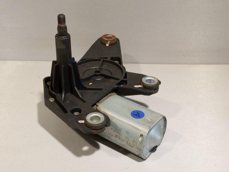 Мотор дворников Nissan Juke HR16 2011 задний (б/у)