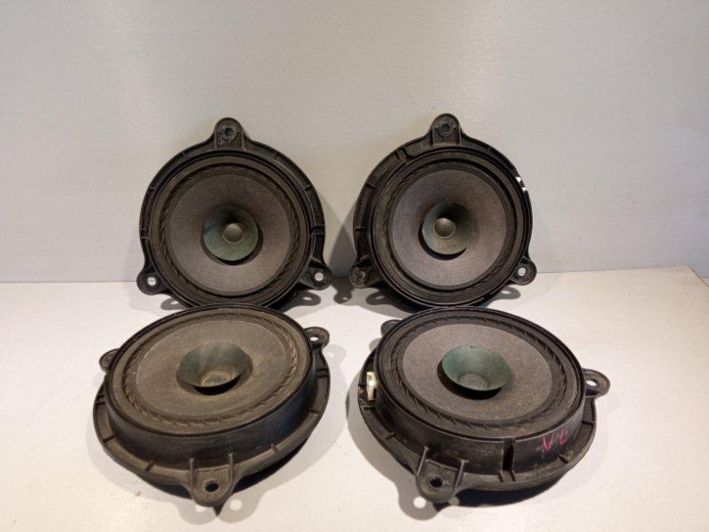 Динамики Nissan Juke HR16 2011 (б/у)
