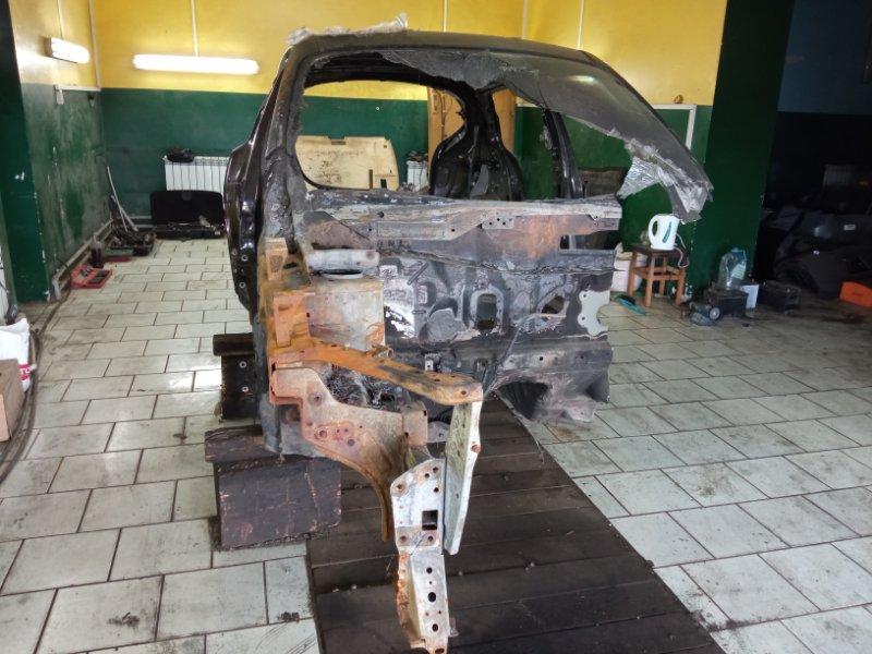 Кузов Nissan Juke HR16 2011 (б/у)