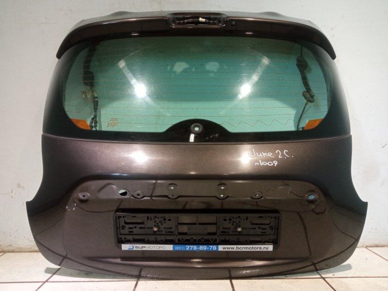 Крышка багажника Nissan Juke HR16 2011 (б/у)