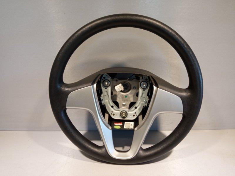 Руль Hyundai Solaris СЕДАН G4FC 2011 (б/у)