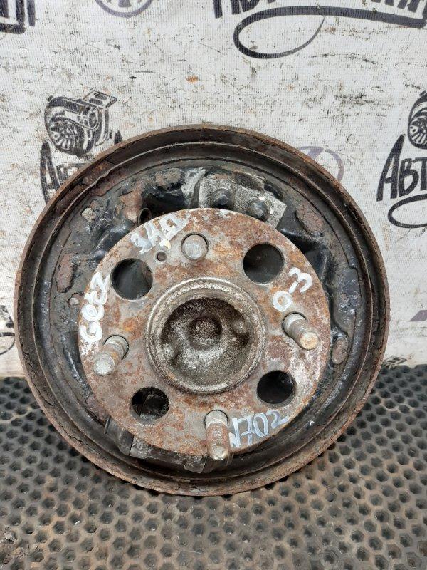 Ступица Hyundai Getz задняя (б/у)