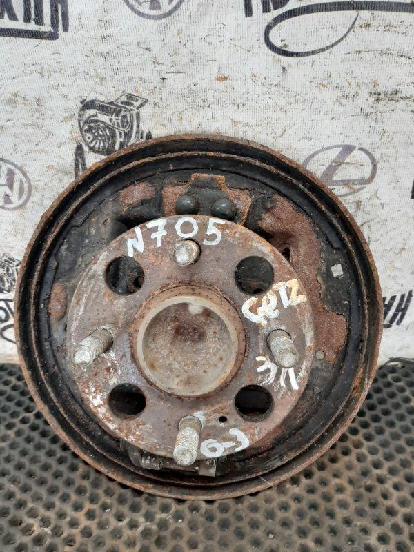 Ступица Hyundai Getz задняя левая (б/у)