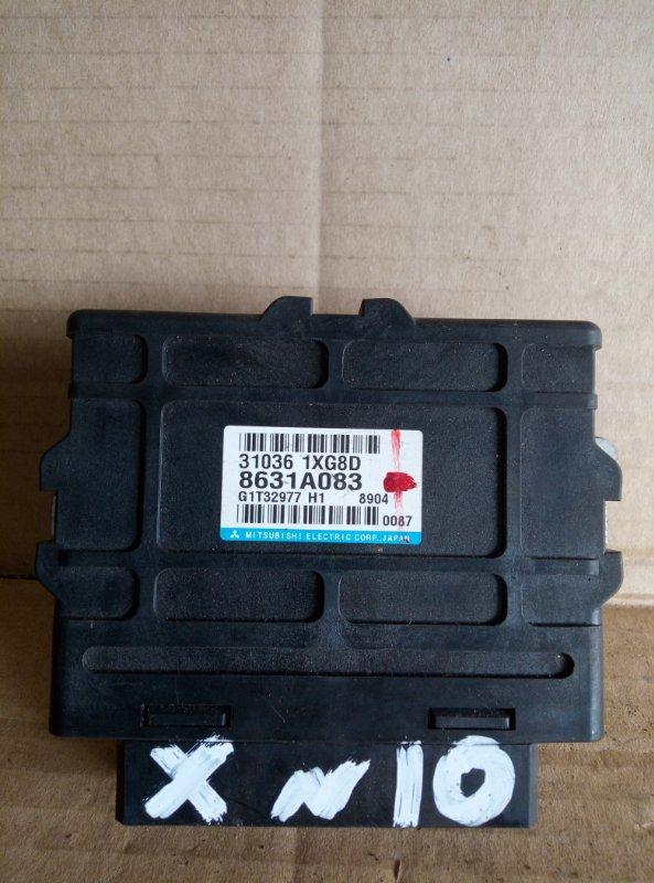 Блок управления акпп Mitsubishi Lancer 10 (б/у)