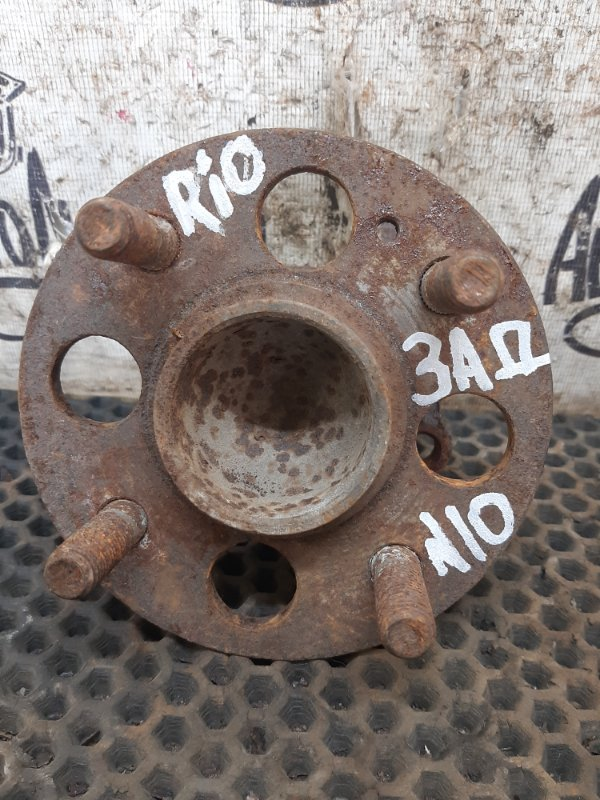 Ступица Kia Rio задняя (б/у)