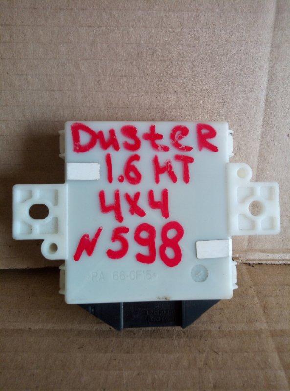 Блок управления раздаткой Renault Duster (б/у)