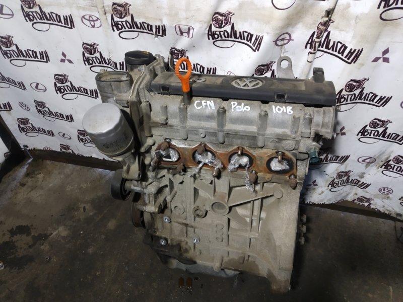 Двигатель Volkswagen Polo СЕДАН CFN 2013 (б/у)