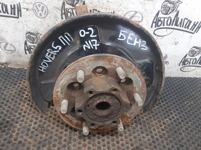 Кулак (цапфа) Great Wall Hover H5 передний правый (б/у)