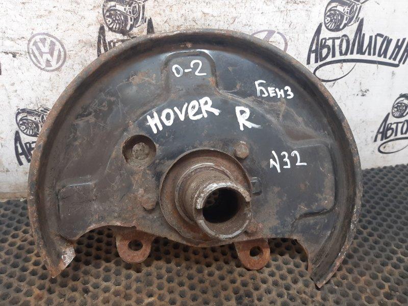 Кулак (цапфа) Great Wall Hover передний правый (б/у)