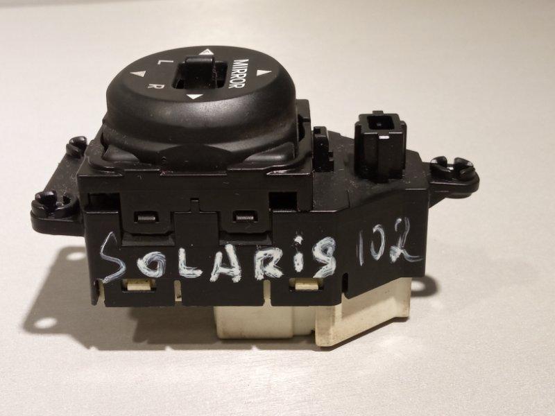 Блок управления зеркалами Hyundai Solaris СЕДАН G4FC 2011 (б/у)