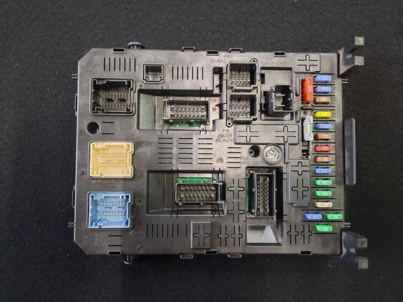 Блок предохранителей Peugeot 3008 (б/у)