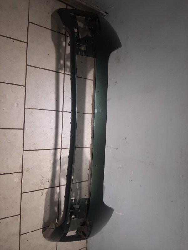 Бампер Skoda Octavia A7 передний (б/у)