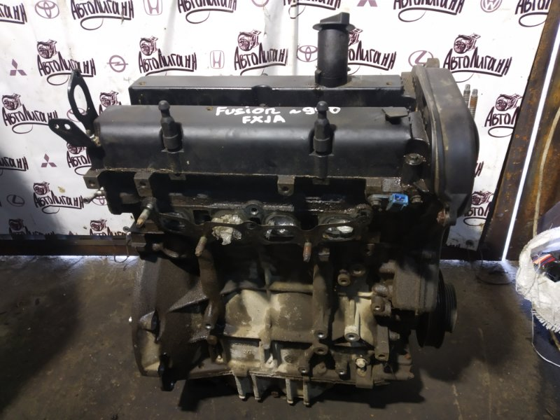 Двигатель Ford Fusion FXJA 2008 (б/у)