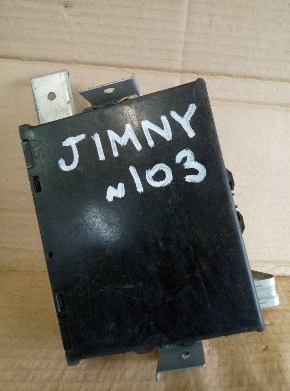 Блок управления двигателем Suzuki Jimny (б/у)