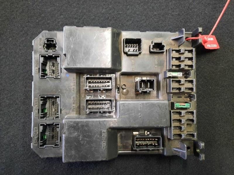 Блок предохранителей Peugeot 307 (б/у)