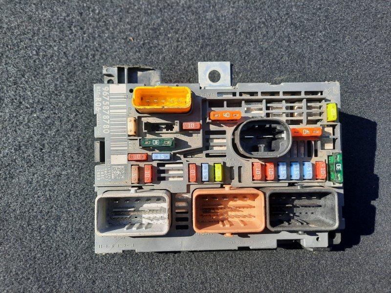 Блок предохранителей Peugeot 408 (б/у)
