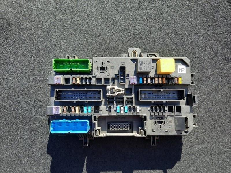 Блок предохранителей Opel Astra H (б/у)