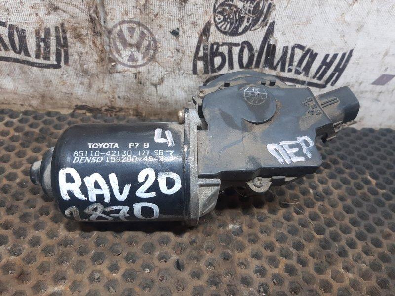 Мотор дворников Toyota Rav 4 Xa 20 (б/у)