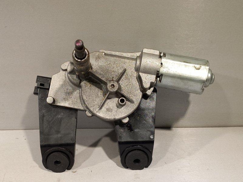 Мотор дворников Ssang Yong Kyron D20DT 2011 задний (б/у)
