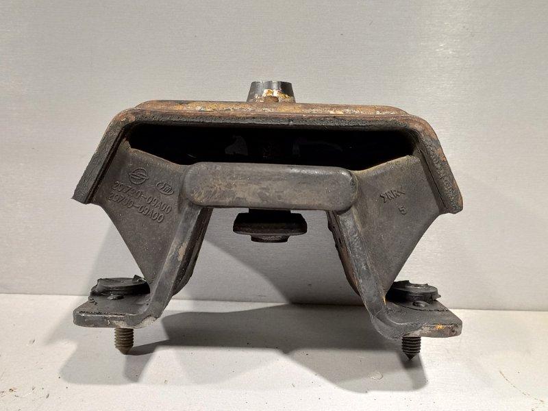 Подушка двигателя Ssang Yong Kyron D20DT 2011 правая (б/у)
