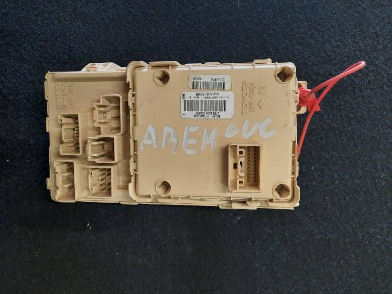 Блок предохранителей Toyota Avensis (б/у)