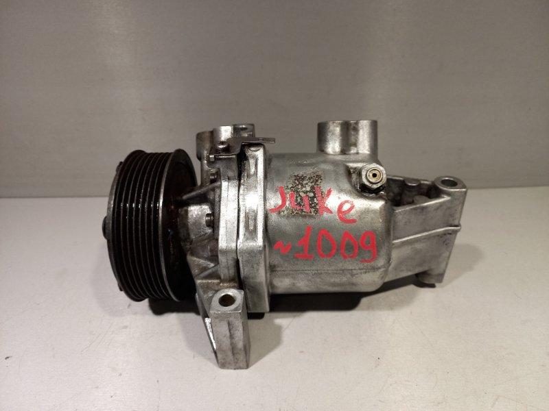 Компрессор кондиционера Nissan Juke HR16 2011 (б/у)