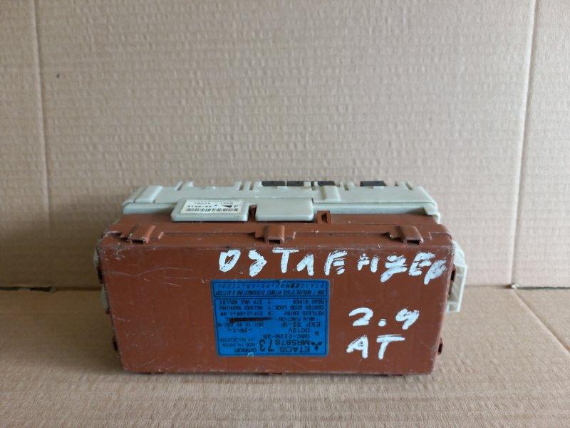 Блок комфорта Mitsubishi Outlander 1 (б/у)