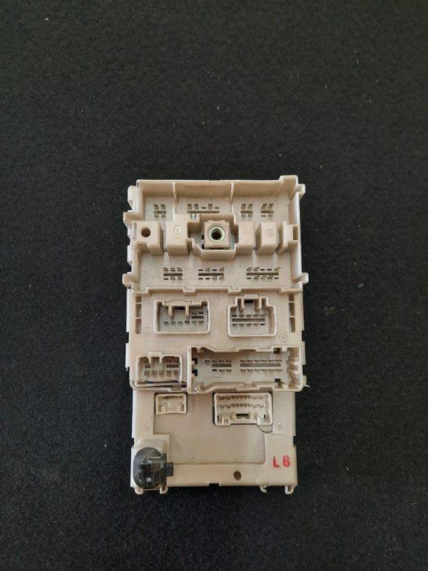 Блок предохранителей Toyota Rav 4 Xa 20 (б/у)