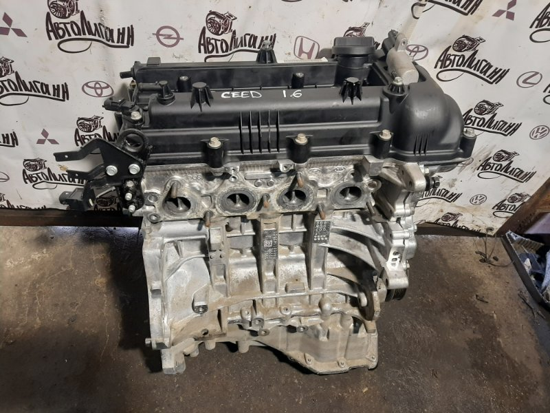 Двигатель Kia Ceed G4FG (б/у)