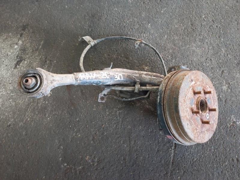 Рычаг продольный Toyota Rav 4 Xa 20 2004 задний правый (б/у)