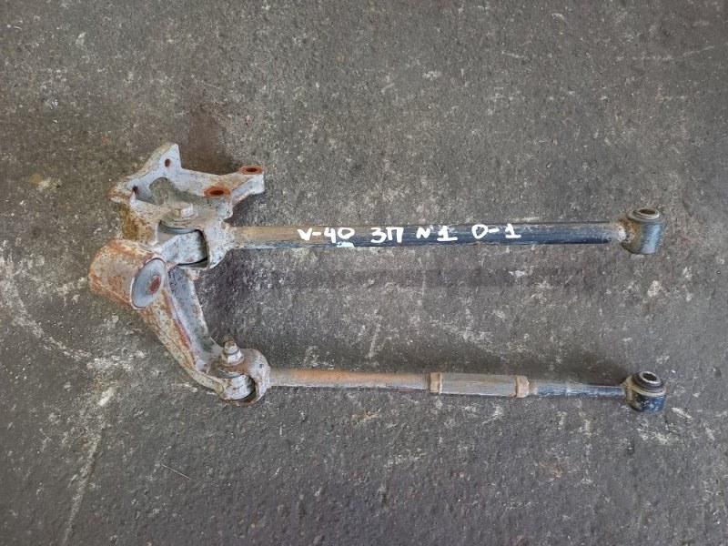 Кулак (цапфа) Toyota Camry V-40 2009 задний правый (б/у)