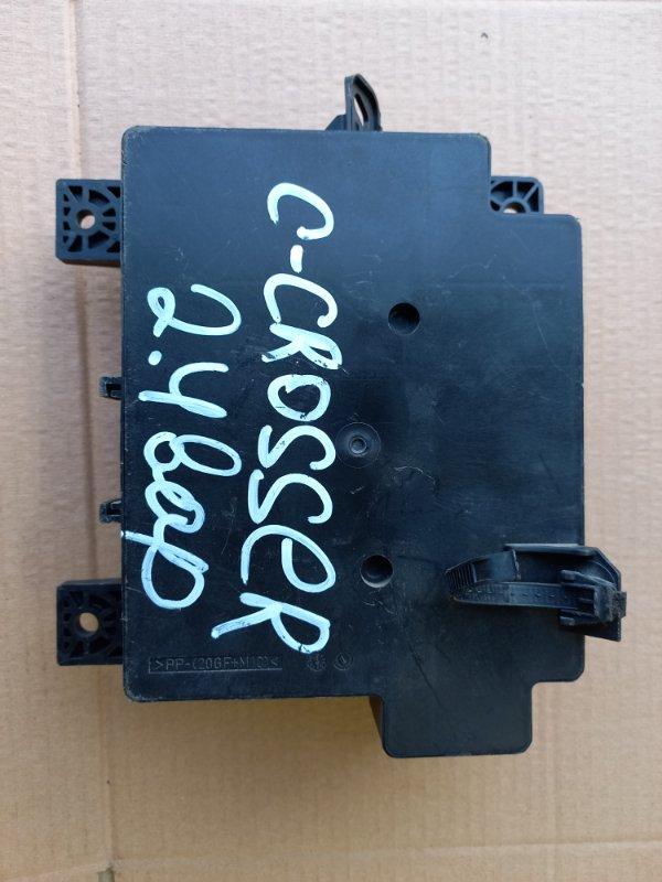 Блок предохранителей Citroen C-Crosser 2010 (б/у)