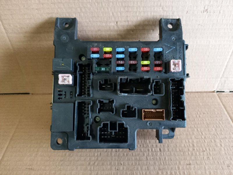 Блок предохранителей Mitsubishi Lancer 10 2008 (б/у)