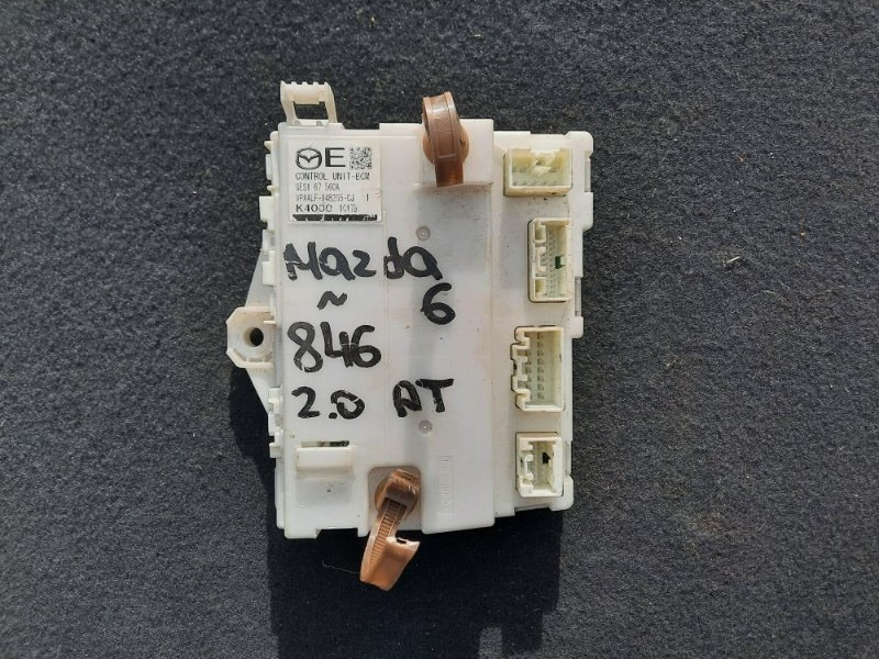 Блок комфорта Mazda 6 Gh (б/у)