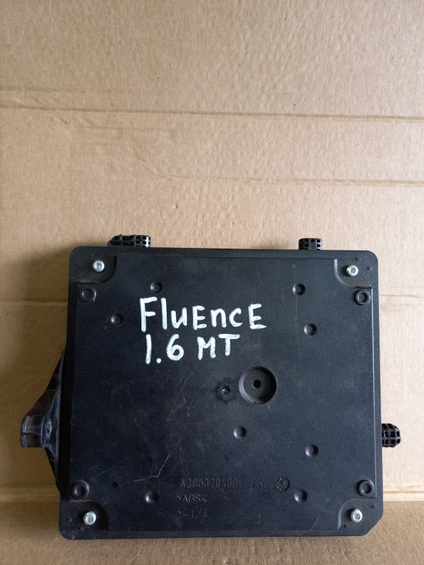 Блок комфорта Renault Fluence (б/у)