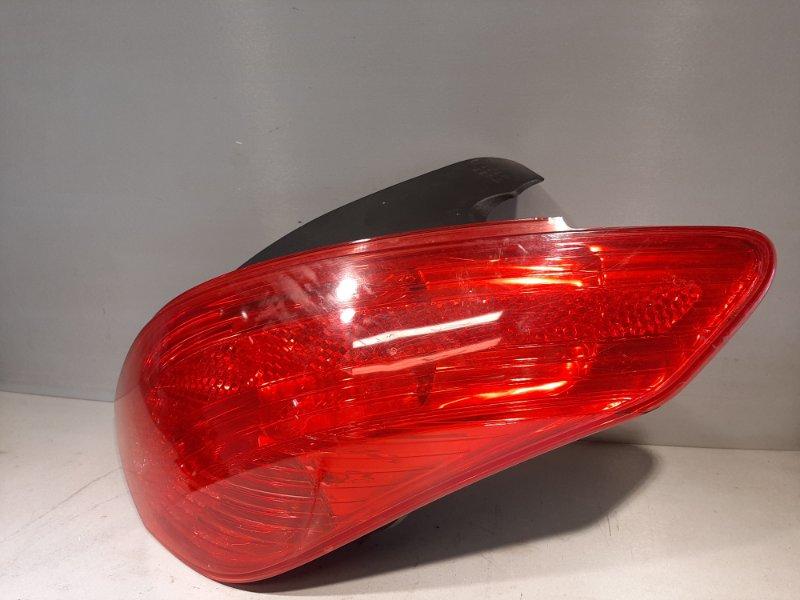 Фонарь Peugeot 308 EP6 2009 задний правый (б/у)