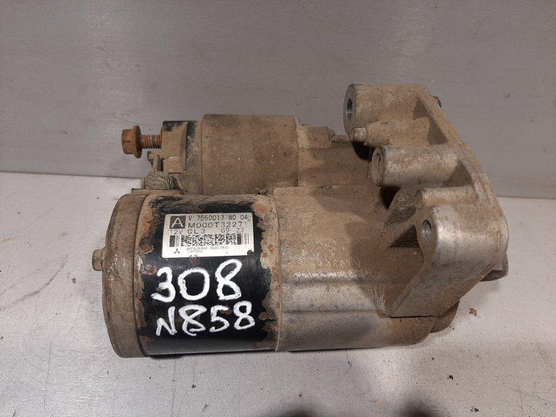 Стартер Peugeot 308 EP6 2009 (б/у)