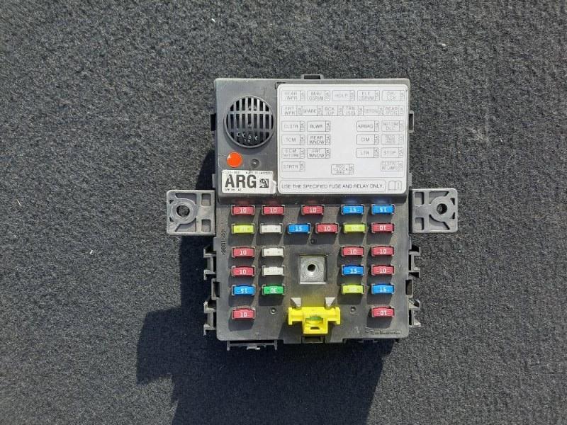 Блок предохранителей Chevrolet Spark M300 (б/у)