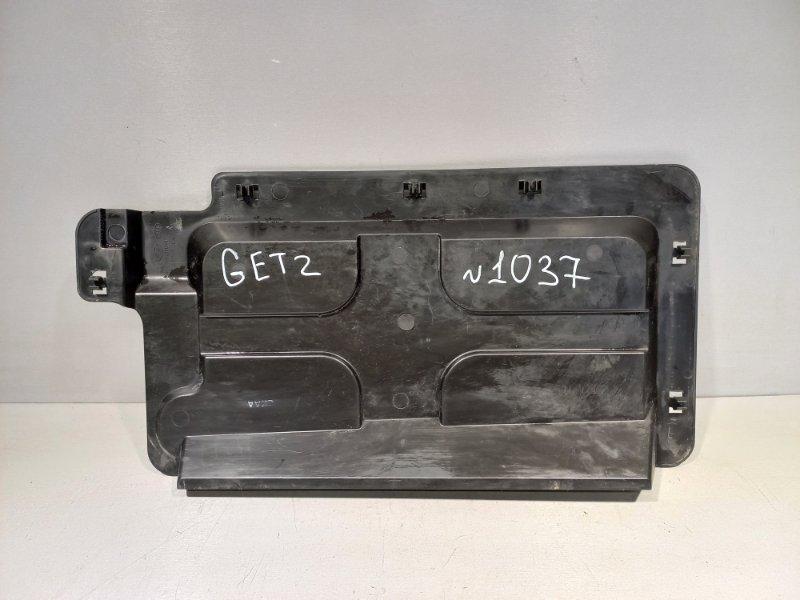 Дефлектор радиатора Hyundai Getz G4HG 2007 (б/у)