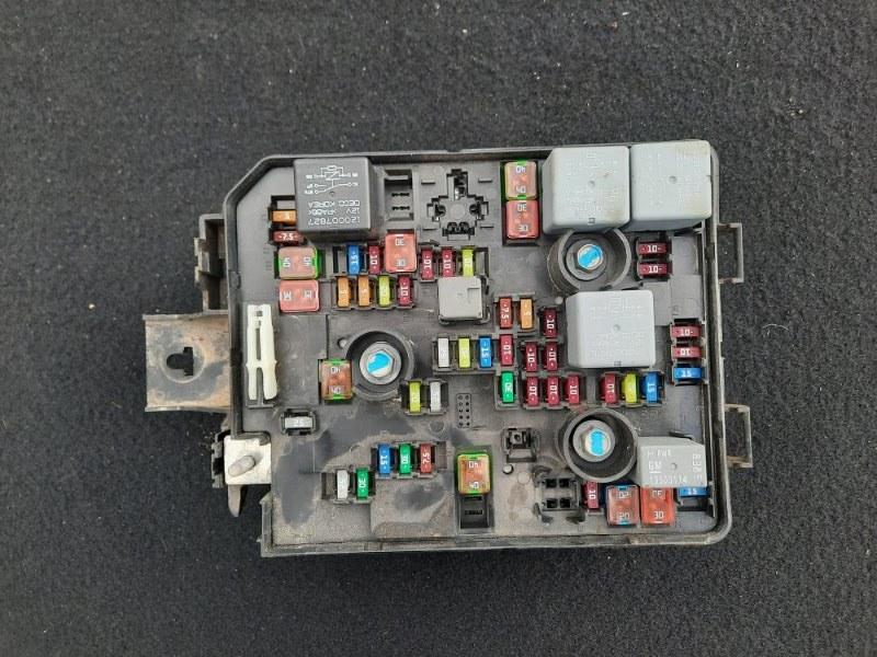 Блок предохранителей Chevrolet Cobalt (б/у)