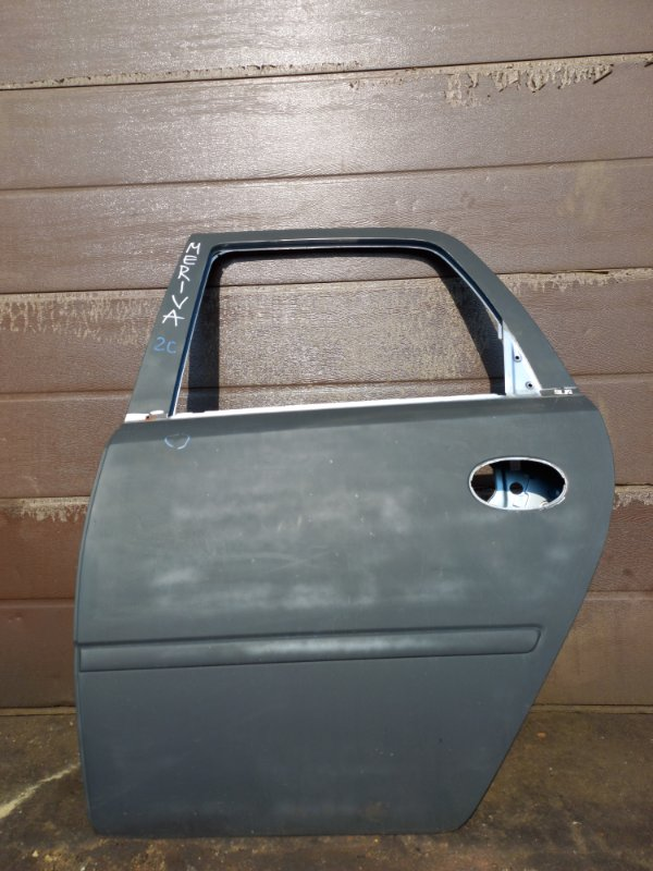 Дверь Opel Meriva задняя левая (б/у)