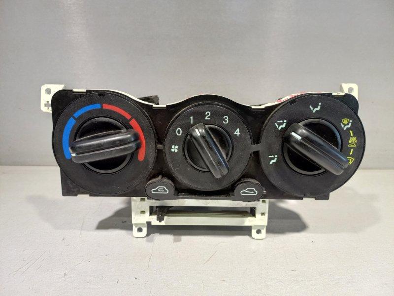 Блок управления отопителем Hyundai Getz G4HG 2007 (б/у)