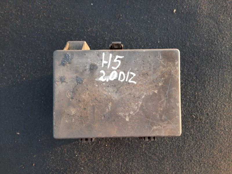Блок предохранителей Great Wall Hover H5 2.0 ДИЗЕЛЬ (б/у)