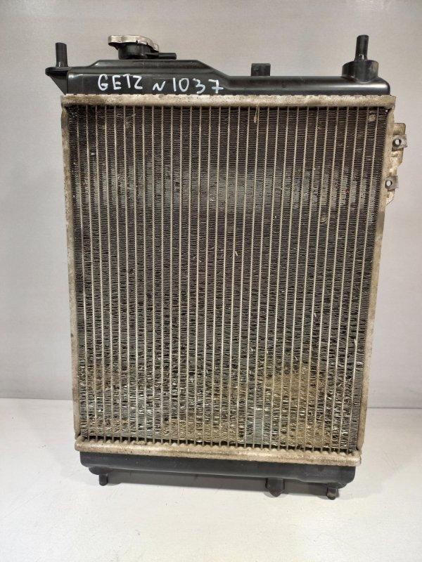 Радиатор охлаждения Hyundai Getz G4HG 2007 (б/у)