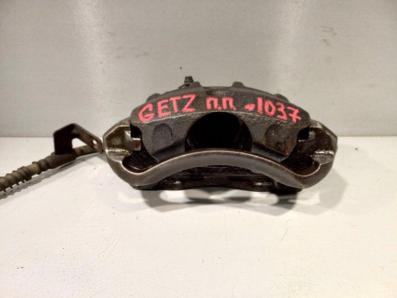 Суппорт Hyundai Getz G4HG 2007 передний правый (б/у)