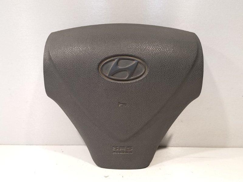 Подушка в руль Hyundai Getz G4HG 2007 (б/у)